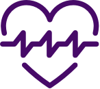 heart palipittions icon